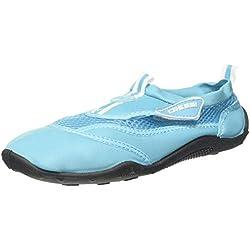Cressi Reef Shoes Chaussons Pour Sport Aquatique Mixte, Acquamarin, 35 EU