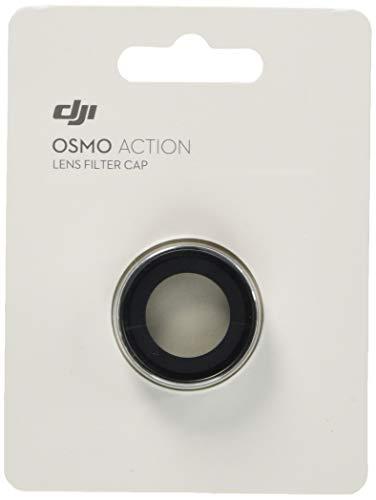 DJI Osmo Action Part 4 Objektivschutzkappe - Schutz für Objektiv der Osmo Action-Kamera, Zubehör für Osmo Action-Kamera, Glaskappe für Kameraobjekte