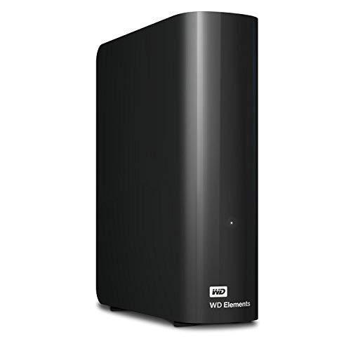 WD Elements Desktop-Festplatte 8TB