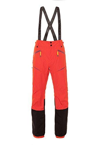 Ternua  Skihose Herren Zermatt Gr. XL orange rot