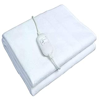 Ardes fc-ar4u80 Bed Warmer Electric 60 W White Polyester – Electric Blanket 150 mm, 80 mm, Polyester)