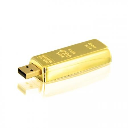 Aricona Chiavetta USB, Modello lingotti, 8 GB