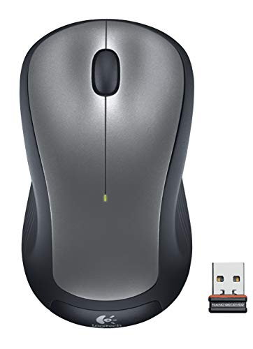 Logitech M310 optische Maus schnurlos Silber (Generalüberholt) - Logitech Wireless M310 Maus