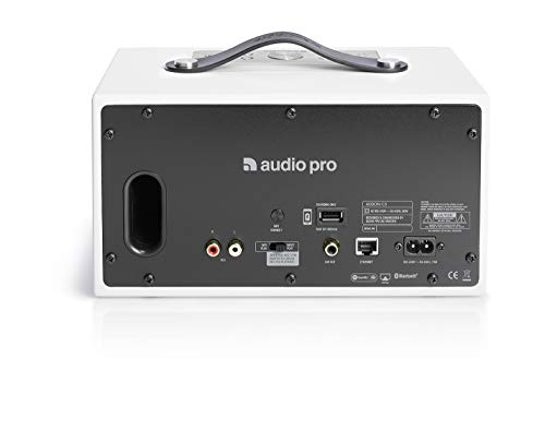 Altavoz Audio Pro Addon C5 WLAN Multi-Room (Stereo, Airplay, Bluetooth, Wi-Fi) Blanco