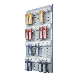 und langlebigem 8-3/8x 1-3/8x 14-1/20,3cm Key Rack mit 24-tag Kapazität, Kunststoff (dbl195610) - 8.375