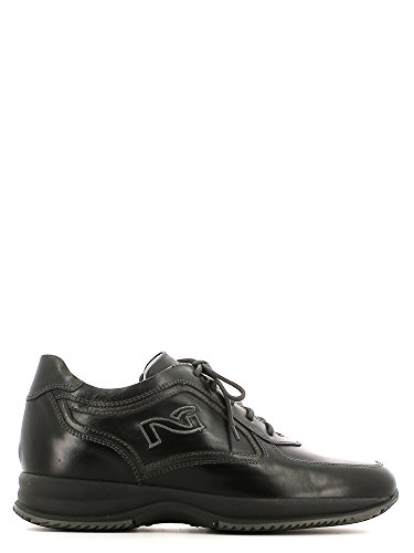 Nero Giardini , Chaussures de ville à lacets pour homme Gris - Antracite