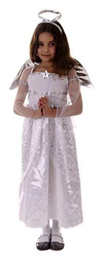 Maria Jungfrau Mädchen Kostüm - Mädchen Kostüm Weihnachten Kindern Jungfrau Maria Kostüm für Schule Spielen