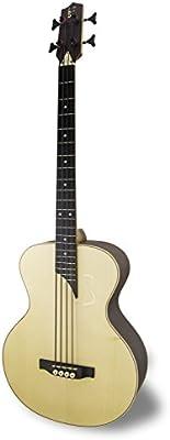 APC BG Luthier MX - Bajo Acustica Guitarra  (casos incluidos)