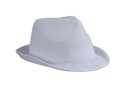 myrtle beach Promotion Hat in white Größe: one size White Beach Hut