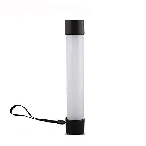xydm Tragbare LED Camping Licht 4verstellbare Helligkeit Modi Magnetischer Wiederaufladbare [Notfall Lampe] [Kabinett Licht] ideal für Handy Laden Camping Zelten Wandern entdecken und Notfall und