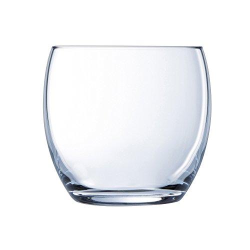 Luminarc Versailles- Estuche 6 vasos forma baja, 35 cl