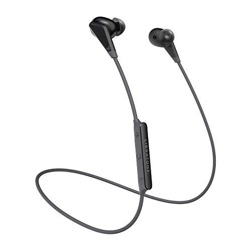 Libratone LI0051000EU6006 TRACK Sport Wireless In-Ear Kopfhörer (blautooth, 16 Std. Akku, 16 g, schweiß und spritzwasserfest IPX4, magnetische Ohrstöpsel) stürmisch schwarz