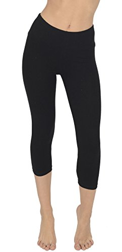 Women's Cropped 3/4 Soft Leggings By Today Is Her ®, Plus Sizes, Extra Comfort Range