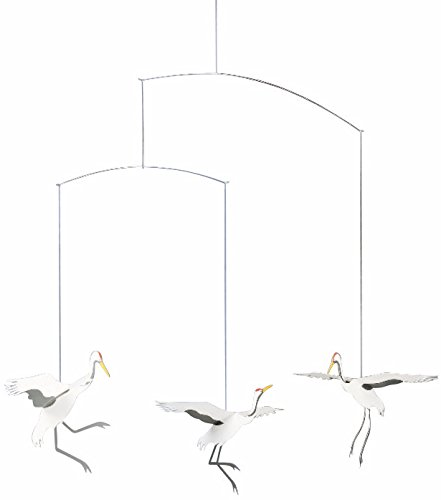 Flensted Mobiles - Fm120 - Crane Dance
