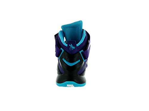 Nike Lebron Soldier Ix Prm, Sneaker uomo porpora
