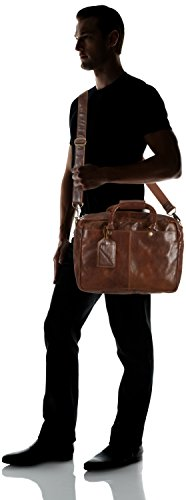 COWBOYSBAG Bag Washington, Sacs portés main Marron - Braun (Cognac 300)