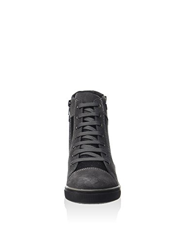 Lumberjack SW05105-003 Sneakers Damen Gewebe Grau