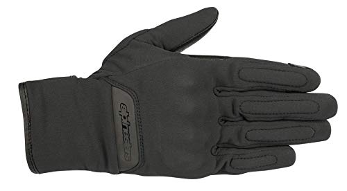 Alpinestars Guanti da moto 1 V2 Gore Windstopper Women's Gloves Nero, S