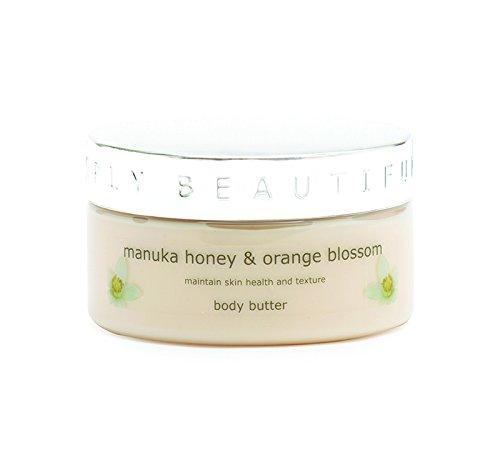 SBC gel Manuka Miele e fiori d' arancio burro per il corpo, 250ml