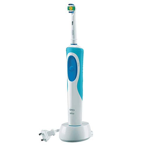 Oral- B Vitality White & Clean -  Cepillo de dientes eléctrico con tecnología Braun