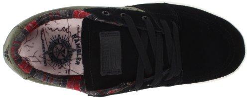 "Fallen RAMBLER ""41070061 "" Herren Sneaker grün/m"