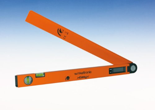 Naber Winkeltronic easy, alu/orange