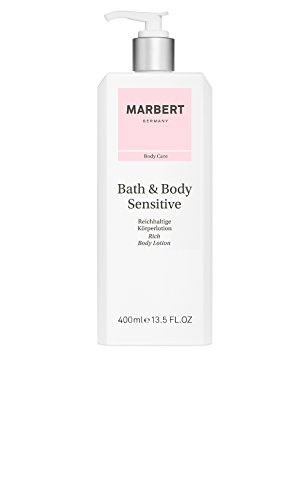 Marbert Bath & Body Sensitive ricca lozione corpo 400ml