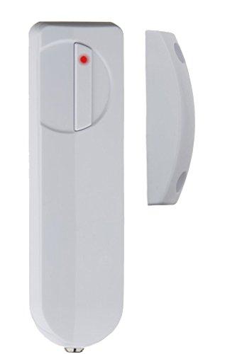 LUPUSEC XT1 Smarthome Funk-Alarmanlage, Starter Pack mit Funk Bewegungsmelder, 2 Türkontakten und Keypad, IP basierte Einbruchmeldeanlage für Ihr Haus, fernsteuerbar via Browser, Tablet oder Smartphone, Wachschutz aufschaltbar - 4