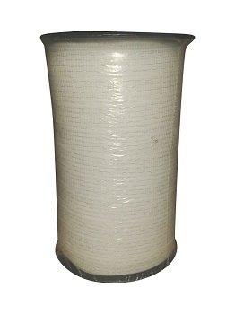Elektrozaun-Klebeband weiß 200m x 20mm Pferd Zaun Tape/Vieh (Zaun Vieh)