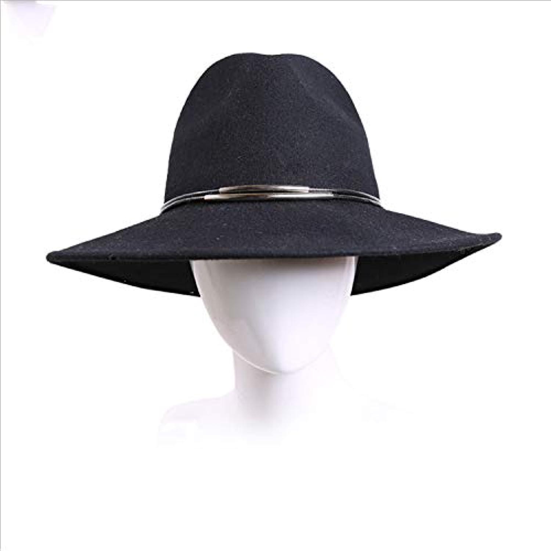HHF Caps e Cappelli Cappello Big Hat in Lana da (Coloree Donna (Coloree da  nero 6c0f2cf0eb8c