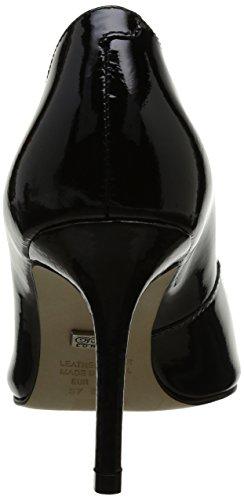 BUFFALO - London, Scarpe col tacco Donna Nero (Noir (Black 01))