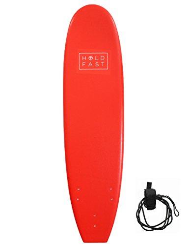 Tenue rapide Mini Mal Planche de surf en mousse pour les débutants 2,1m 0–Rouge