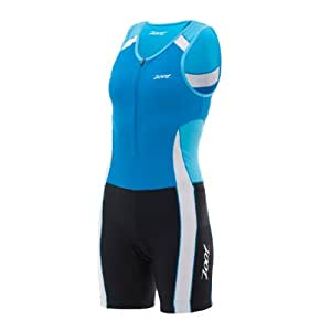 Zoot Damen Triathlon Body Performance Racesuit, oceanus, L, 2621361