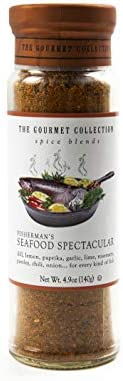 The Gourmet Collection Spice Blends - Fisherman's Seafood Spectac