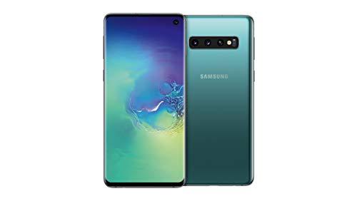Samsung Galaxy S10 Smartphone (15.5cm (6.1 Zoll) 128 GB interner Speicher, 8 GB RAM, prism green) - [Standard] Deutsche Version