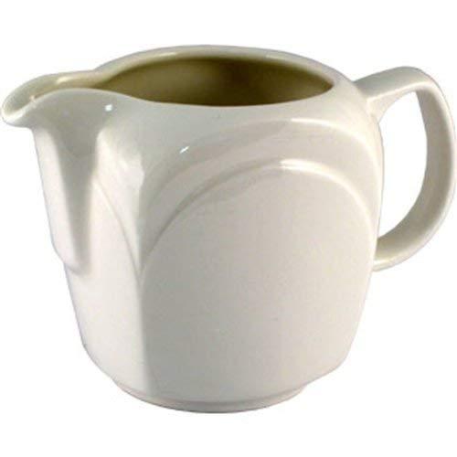 Steelite V8265 Manhattan Bianco carafes, 70 ml, Blanc (lot de 12)