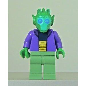 LEGO Star Wars Minifigur - Clone Wars - Senator Onaconda Farr Diese Figur ist nicht verklebt!