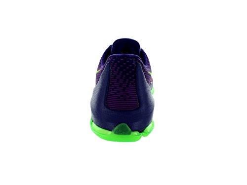 Nike Kids KD 8 (GS) Crt Prpl/Grn Strk/Vvd Prpl/Brg Running Shoe 5 Kids US Crt Prpl-Grn Strk-WDd Prpl-Brg