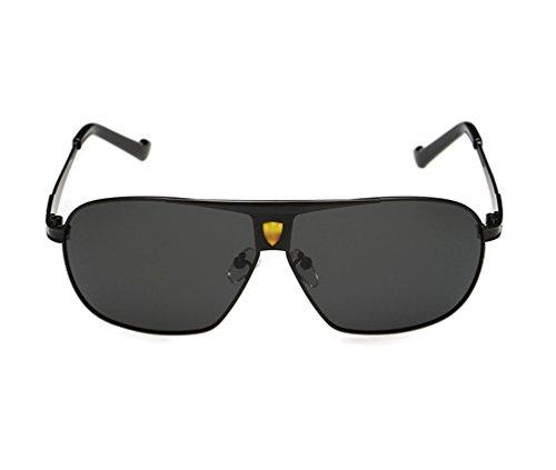 Tansle Jungen Sonnenbrille Schwarz Schwarz