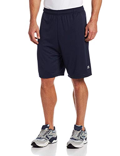 Baumwoll-pull-on Shorts (Russell Athletic Men's Big & Tall Dri-Power Performance Pull-on Short)
