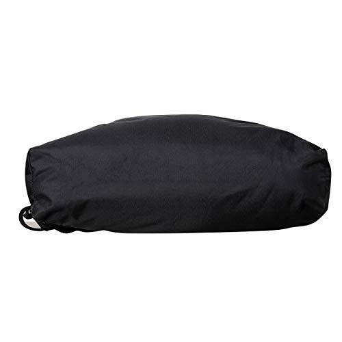 Best string bag in India 2020 DIVULGE Drawstring Bag Sports Bag Gym Bag and Multi Utility Bag (Black) Image 3