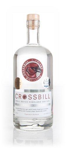 Crossbill Highland Trocken Gin 70 cl