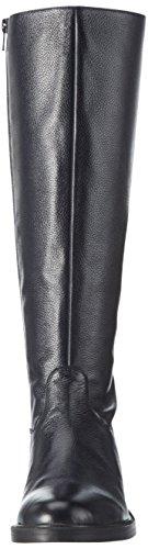 BPrivate H0602x, Bottes hautes  femme Noir - Schwarz (Blue)