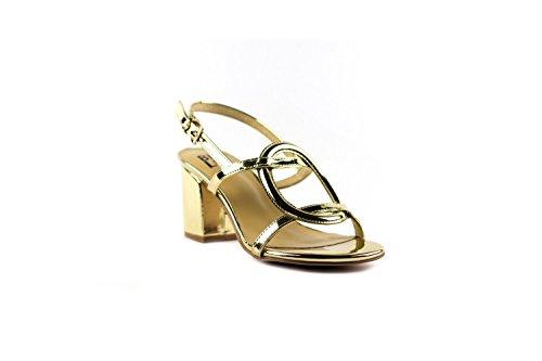 bibi lou Sandalo Vernice Oro-Argento 740Z70VK Oro