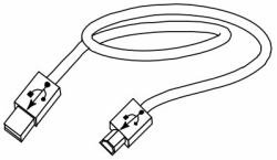 Datamax USB to USB Data Cable for Datamax Compact/Nova Series