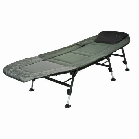 Ground Contact Bedchair (Carp Fishing / Camping Bed) by Jenzi