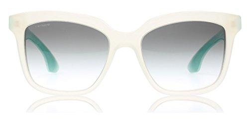Sunglasses Miu Miu MU 09PS TFP1E0 Crystal rock Opal Ivory Grey Cat-eye
