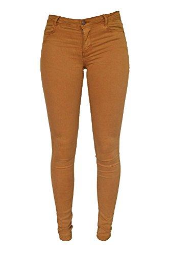 zara-jeans-femme-taille-unique-jaune-38