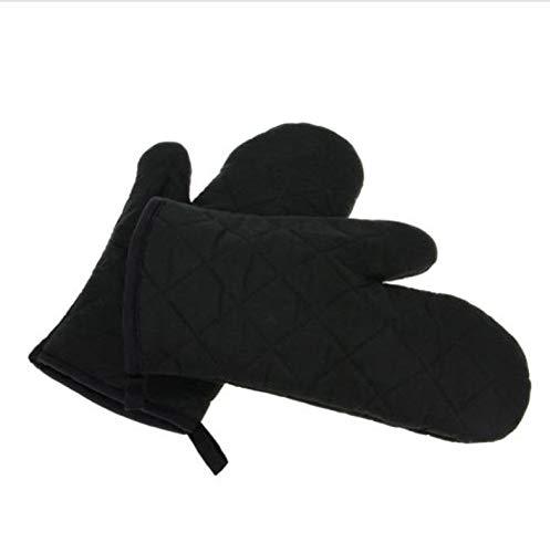 sundada Handschuhe Heißer 1 Paar Baumwolle Dicke Küche Backen Koch Isolierte Gepolsterte Ofenhandschuhe Mitt Köche Mitt