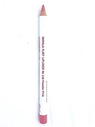 Impala flirt matita per labbra colore 116 powder pink opaca impermeabile